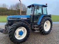 Ford 8340 SLE Turbo Frontlift Traktor
