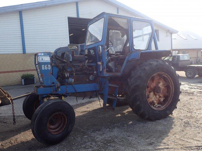 Traktor des Typs Ford 8600, Gebrauchtmaschine in Viborg (Bild 1)