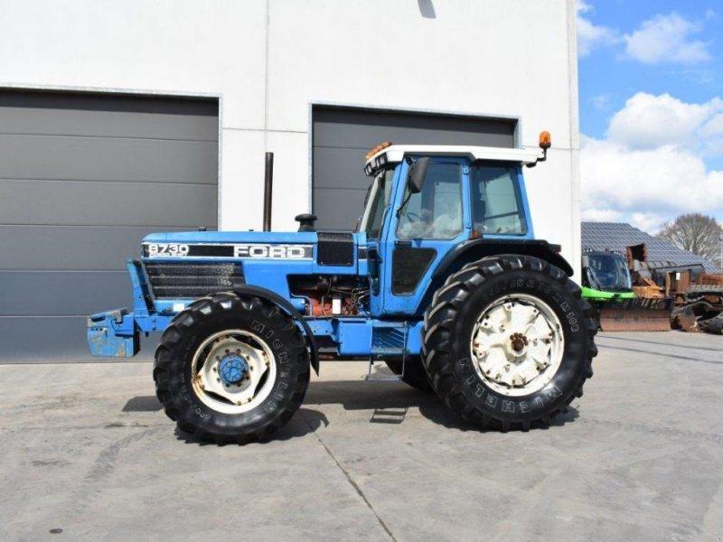 Traktor typu Ford 8730DT, Gebrauchtmaschine w Antwerpen (Zdjęcie 1)
