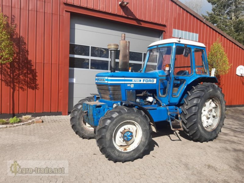 Traktor a típus Ford 9700, Gebrauchtmaschine ekkor: Ellerdorf (Kép 1)