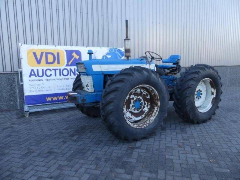Traktor del tipo Ford County 654, Gebrauchtmaschine en Deurne (Imagen 1)
