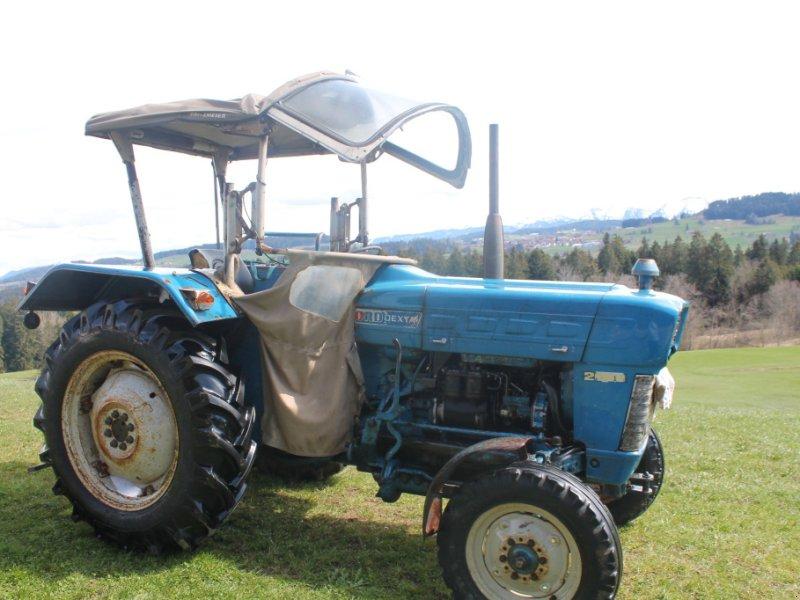 Traktor a típus Ford Dexta 2000, Gebrauchtmaschine ekkor: Lindenberg (Kép 1)