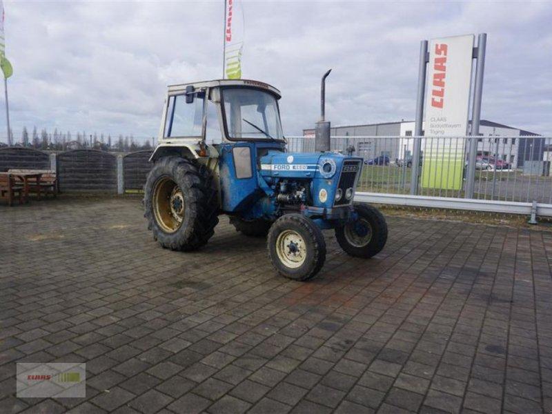 Traktor des Typs Ford Ford 4600, Gebrauchtmaschine in Töging am Inn (Bild 1)