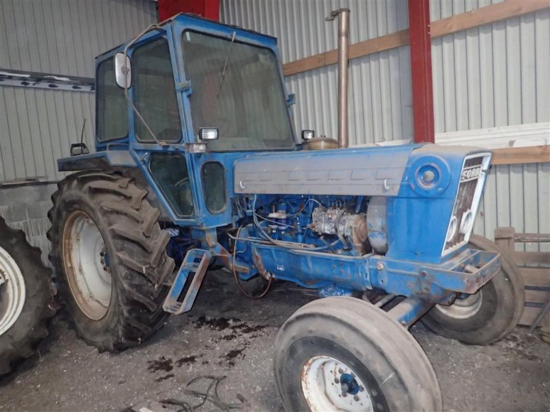 Traktor typu Ford Supersix På vej ind, eventuel byd,, Gebrauchtmaschine w Egtved (Zdjęcie 1)
