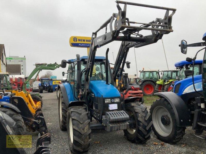 Traktor типа Ford TS 100, Gebrauchtmaschine в Groß-Gerau (Фотография 1)