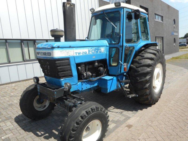 Traktor типа Ford tw 20, Gebrauchtmaschine в Oirschot (Фотография 1)
