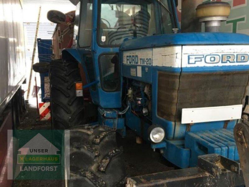 Traktor des Typs Ford TW-20, Gebrauchtmaschine in Kapfenberg (Bild 1)