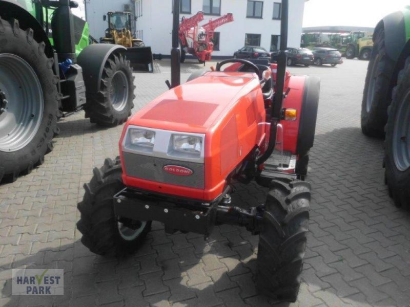 Traktor типа Goldoni Energy 80, Gebrauchtmaschine в Emsbüren (Фотография 2)