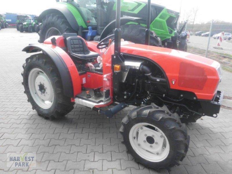 Traktor типа Goldoni Energy 80, Gebrauchtmaschine в Emsbüren (Фотография 3)