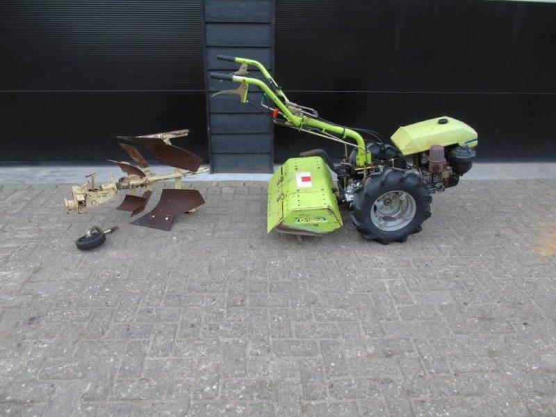 Traktor typu Grillo 127 tuinfrees met ploeg, Gebrauchtmaschine w Ederveen (Zdjęcie 1)