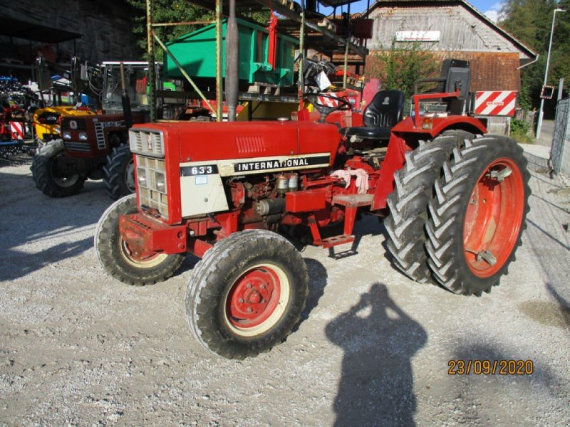 Traktor typu GS International 633, Gebrauchtmaschine w Helgisried (Zdjęcie 1)