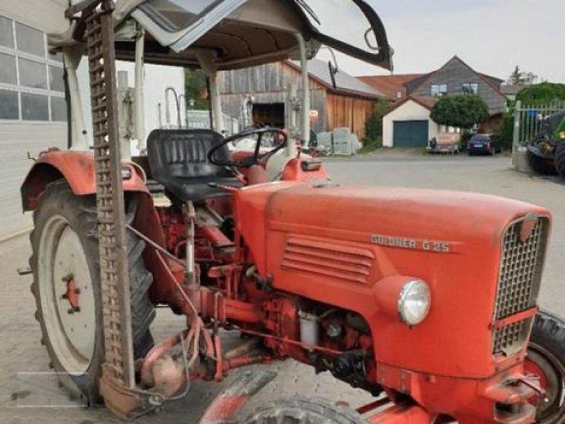 Traktor des Typs Güldner G25, Gebrauchtmaschine in Kleinlangheim (Bild 3)