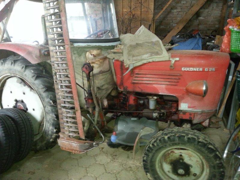 Traktor typu Güldner G25, Gebrauchtmaschine w Inning (Zdjęcie 1)