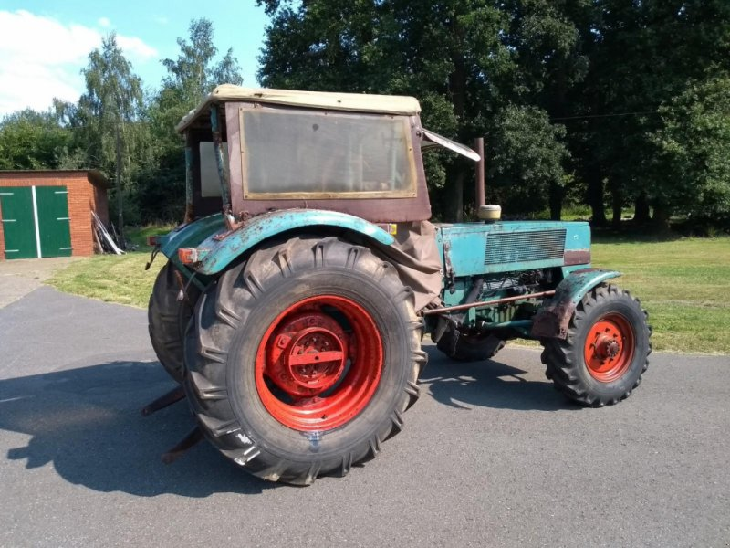 Traktor des Typs Hanomag Brilliant 701 Allrad, Gebrauchtmaschine in Honigsee (Bild 5)