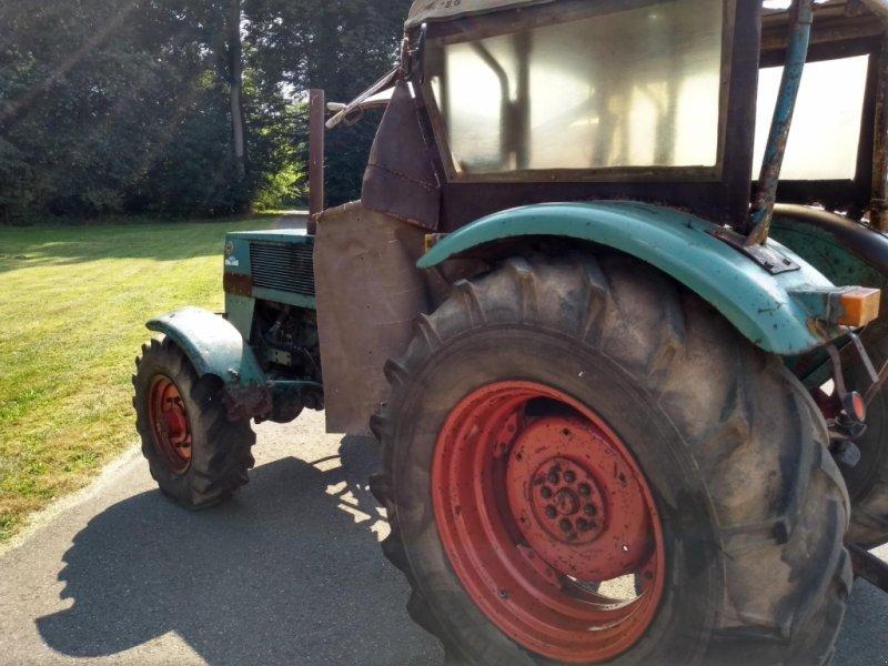 Traktor des Typs Hanomag Brilliant 701 Allrad, Gebrauchtmaschine in Honigsee (Bild 8)
