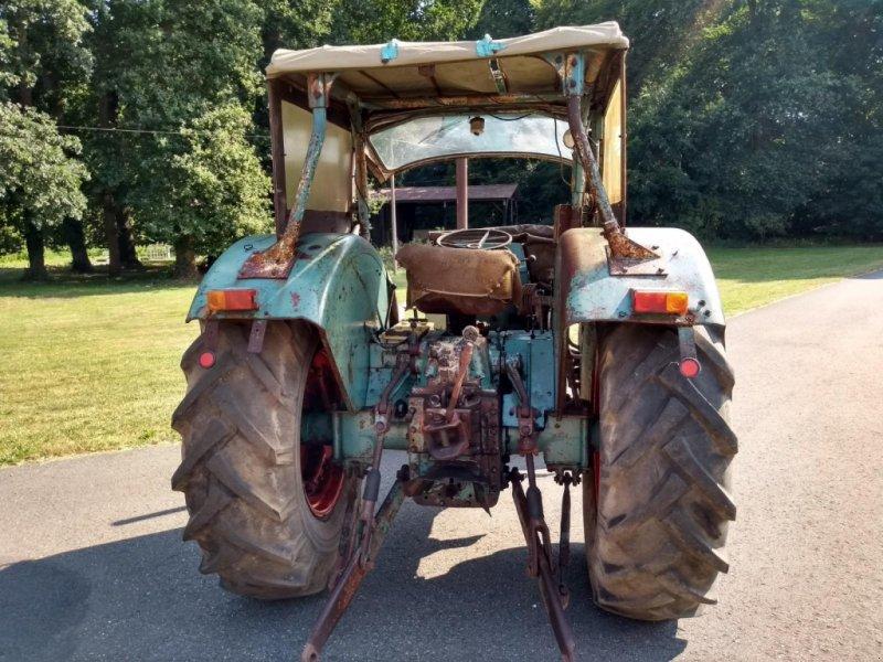 Traktor des Typs Hanomag Brilliant 701 Allrad, Gebrauchtmaschine in Honigsee (Bild 4)