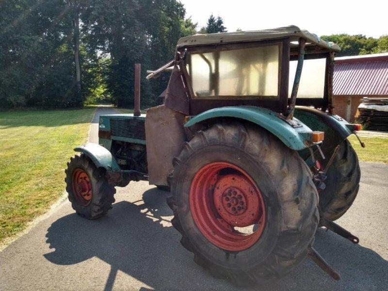 Traktor des Typs Hanomag Brilliant 701 Allrad, Gebrauchtmaschine in Honigsee (Bild 7)