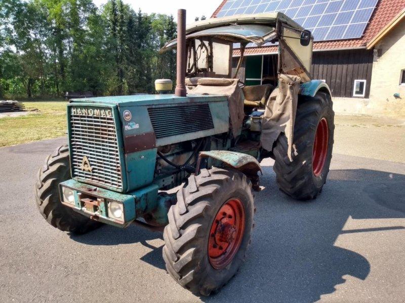Traktor des Typs Hanomag Brilliant 701 Allrad, Gebrauchtmaschine in Honigsee (Bild 1)