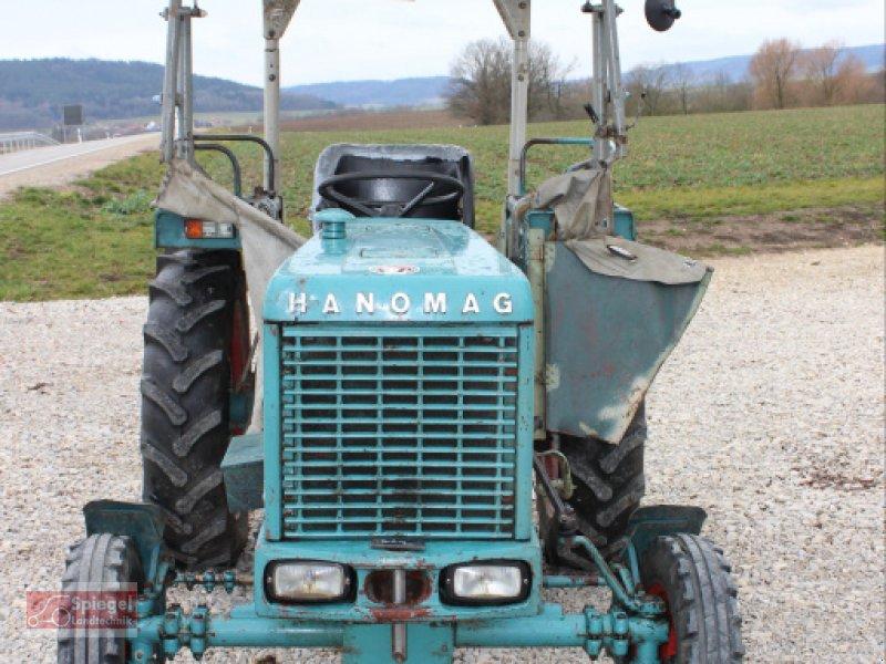 Traktor des Typs Hanomag Perfekt 301, Gebrauchtmaschine in Freystadt (Bild 4)