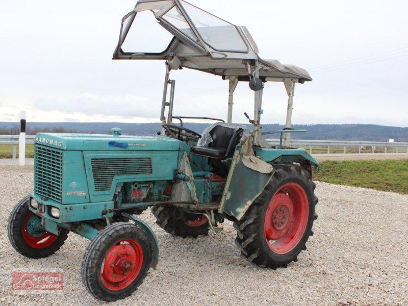 Traktor des Typs Hanomag Perfekt 301, Gebrauchtmaschine in Freystadt (Bild 1)