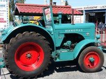 Hanomag R450 E Тракторы