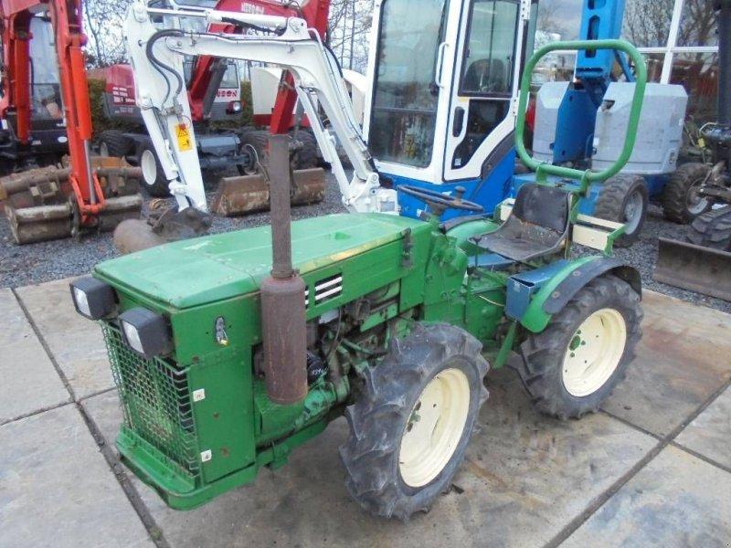 Traktor typu Holder A30 Verkocht, Gebrauchtmaschine w Kockengen (Zdjęcie 1)