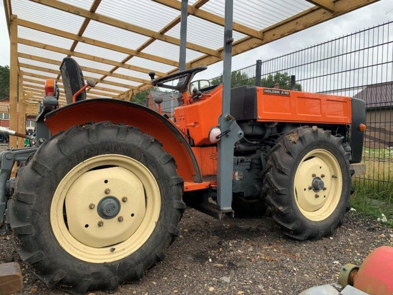 Traktor a típus Holder A40, Gebrauchtmaschine ekkor: Antwerpen (Kép 1)