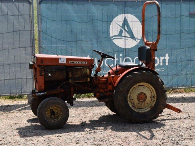 Traktor типа Holder B16, Gebrauchtmaschine в Antwerpen (Фотография 1)