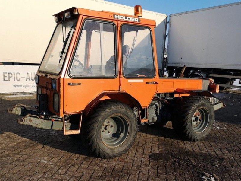 Traktor des Typs Holder C 500, Gebrauchtmaschine in Leende (Bild 1)