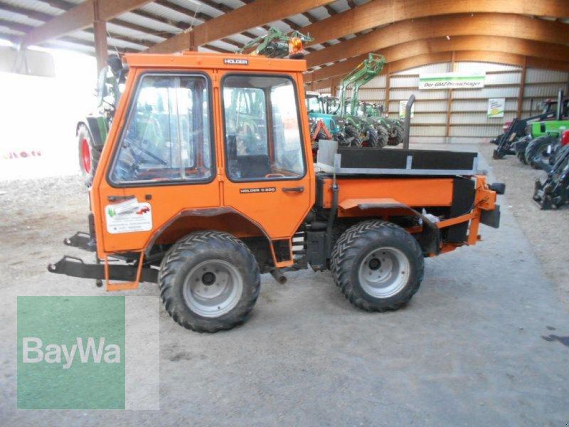 Traktor des Typs Holder C 500, Gebrauchtmaschine in Mindelheim (Bild 1)