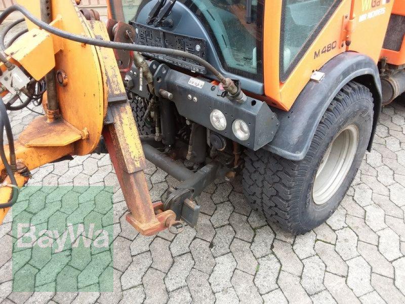 Traktor des Typs Holder GEBR. TRAKTOR 202 / M 480, Gebrauchtmaschine in Manching (Bild 8)