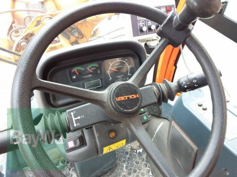 Traktor des Typs Holder GEBR. TRAKTOR 202 / M 480, Gebrauchtmaschine in Manching (Bild 11)
