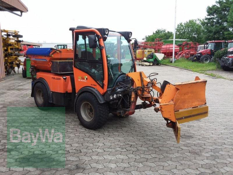 Traktor des Typs Holder GEBR. TRAKTOR 202 / M 480, Gebrauchtmaschine in Manching (Bild 3)