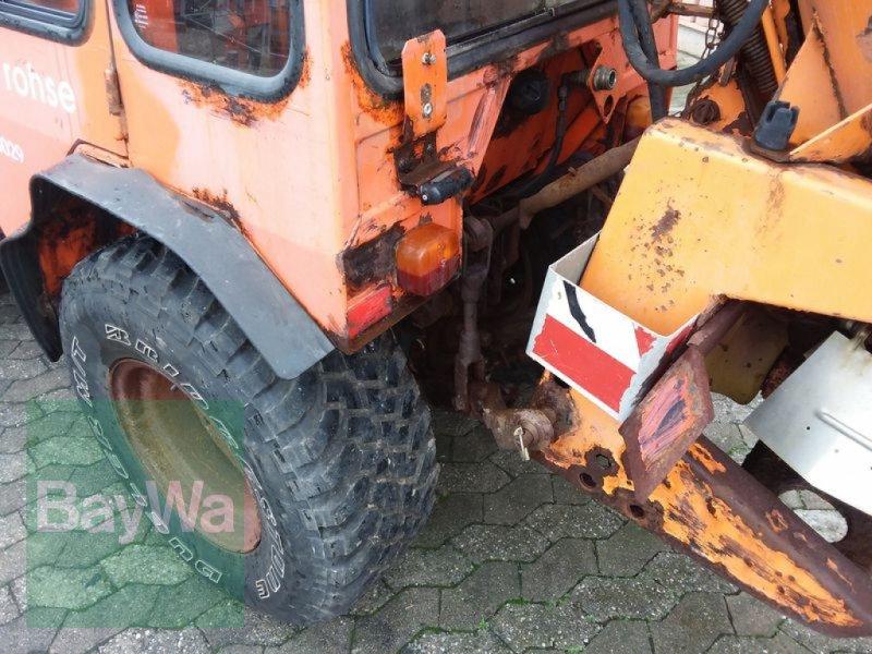 Traktor des Typs Holder HOLDER C 560 TURBO, Gebrauchtmaschine in Manching (Bild 8)