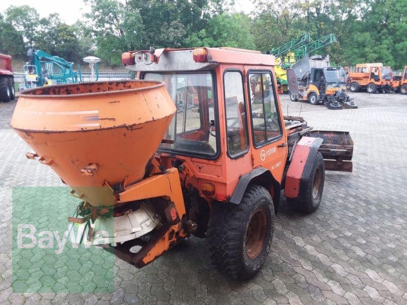 Traktor des Typs Holder HOLDER C 560 TURBO, Gebrauchtmaschine in Manching (Bild 4)