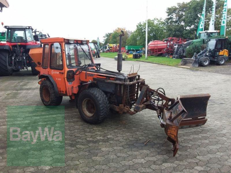 Traktor des Typs Holder HOLDER C 560 TURBO, Gebrauchtmaschine in Manching (Bild 3)