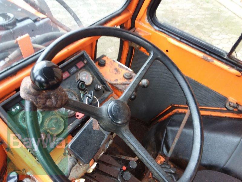 Traktor des Typs Holder HOLDER C 560 TURBO, Gebrauchtmaschine in Manching (Bild 11)