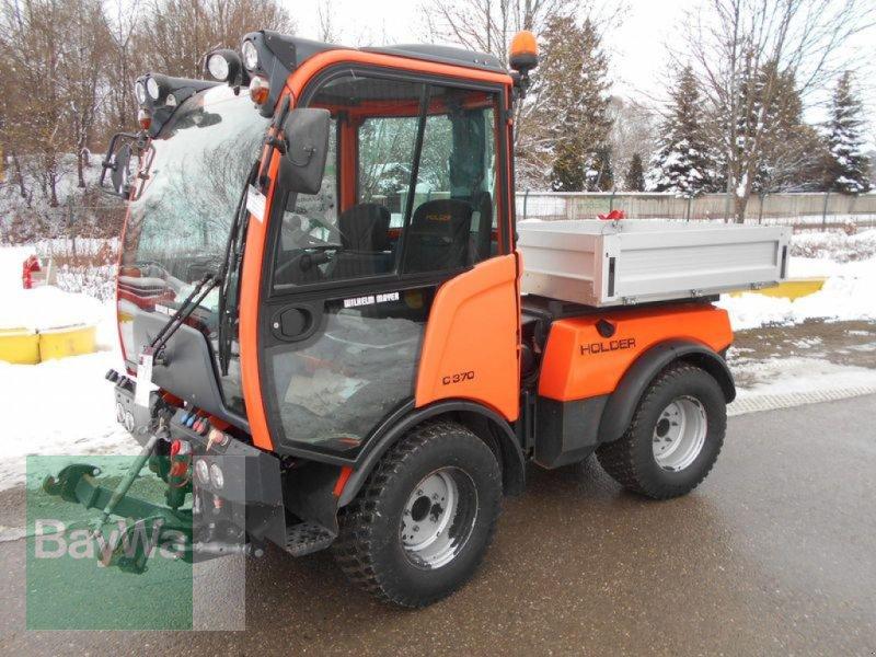 Traktor tip Holder HOLDER KOMMUNALFAHRZEUG C 370, Gebrauchtmaschine in Mindelheim (Poză 1)