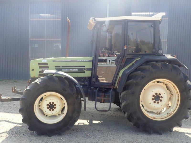 Traktor типа Hürlimann 4105, Gebrauchtmaschine в Viborg (Фотография 1)