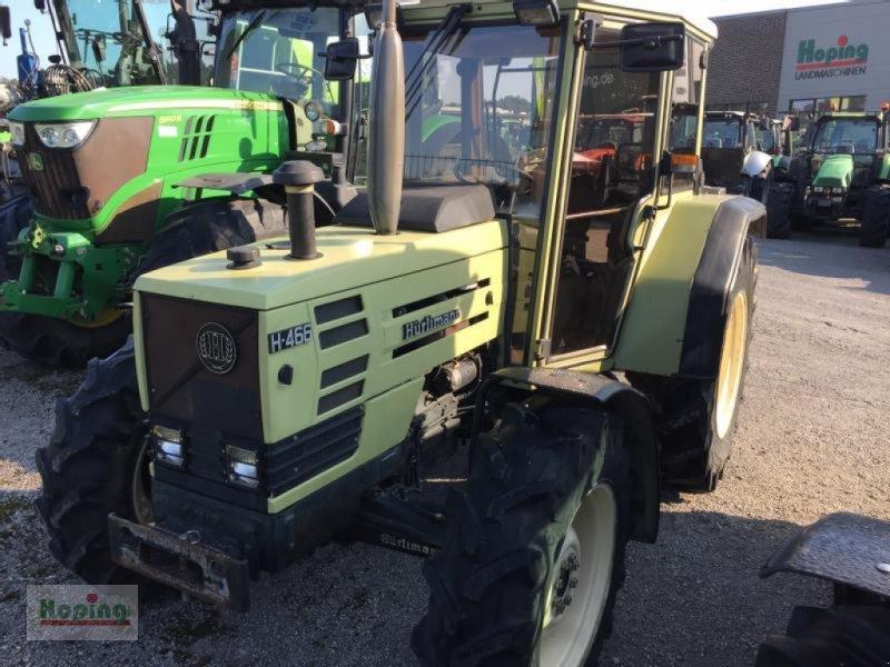 Traktor типа Hürlimann H-466, Gebrauchtmaschine в Bakum (Фотография 1)