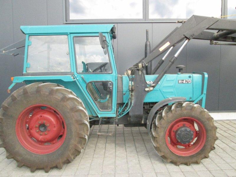 Traktor du type Hürlimann H 470, Gebrauchtmaschine en Wülfershausen an der Saale (Photo 1)