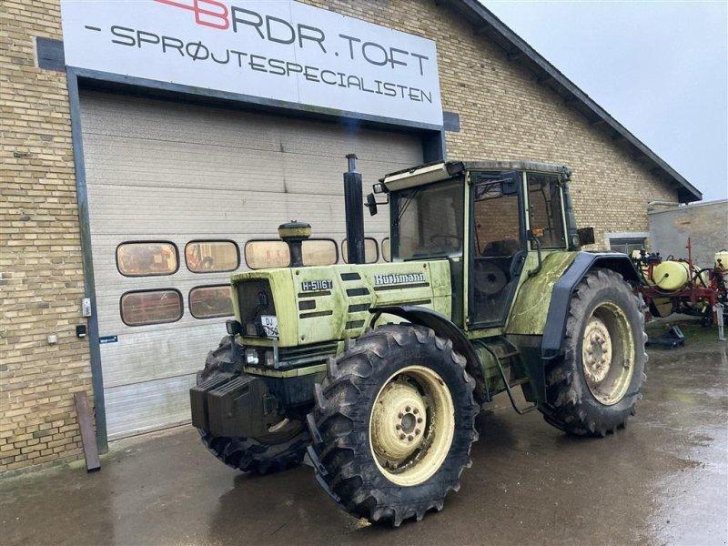 Traktor типа Hürlimann H5116T, Gebrauchtmaschine в Sabro (Фотография 1)