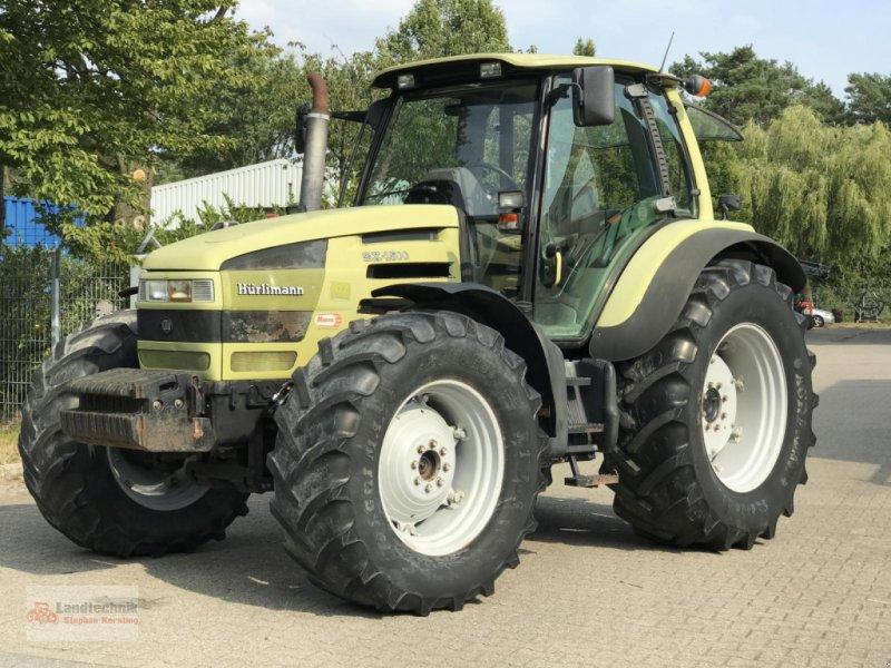Traktor типа Hürlimann SX 1500 / Same Rubin 150, Gebrauchtmaschine в Marl (Фотография 1)