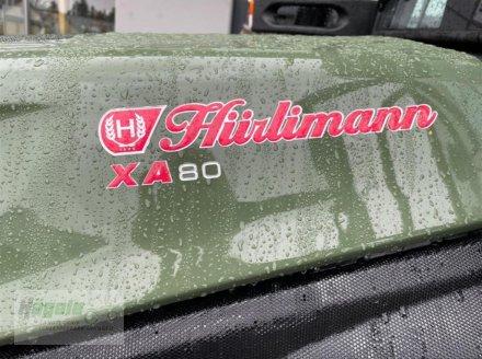 Traktor типа Hürlimann XA 80 GS, Neumaschine в Uhingen (Фотография 3)