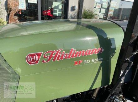 Traktor типа Hürlimann XF 80 SPIRIT, Neumaschine в Uhingen (Фотография 3)