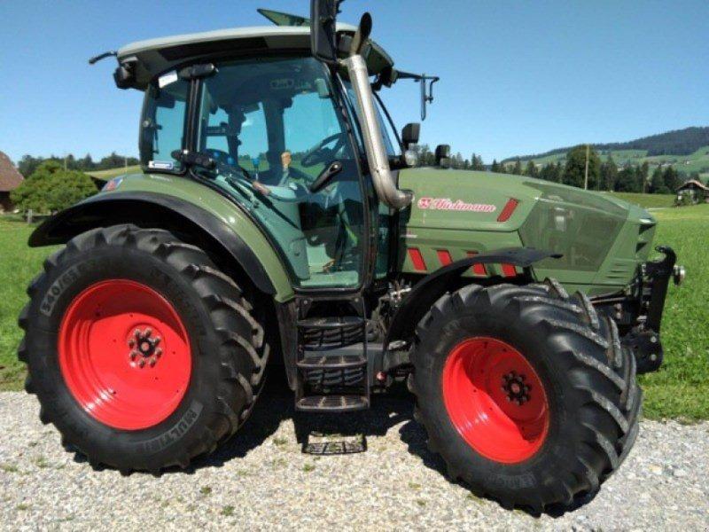 Traktor типа Hürlimann XM 110 T4I, Gebrauchtmaschine в Lengnau (Фотография 1)
