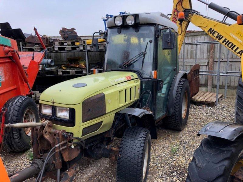 Traktor типа Hürlimann XS75, Gebrauchtmaschine в Hadsten (Фотография 1)