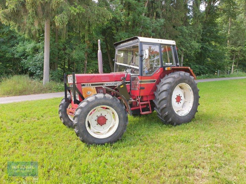 Traktor des Typs IHC 1055, Gebrauchtmaschine in Neuhof-Zenn (Bild 1)