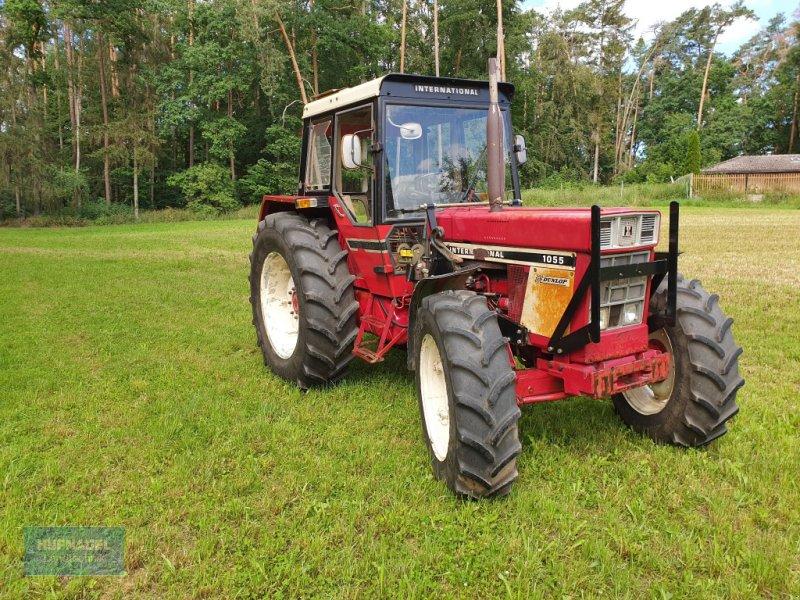 Traktor des Typs IHC 1055, Gebrauchtmaschine in Neuhof-Zenn (Bild 5)