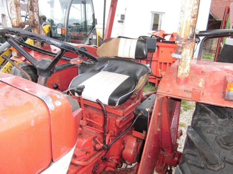 Traktor типа IHC 423, Gebrauchtmaschine в Ostrach (Фотография 6)